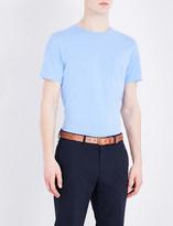 Ralph Lauren Purple Label Custom-fit cotton-jersey T-shirt