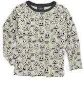 Andy & Evan Boy's Jack-O'-Lantern T-Shirt