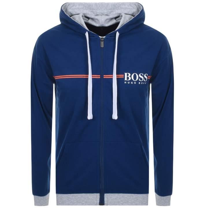 2bb0deee563 Hugo Boss Zip Hoodie - ShopStyle UK