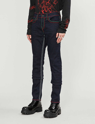 True Religion Geno No Flap slim jeans