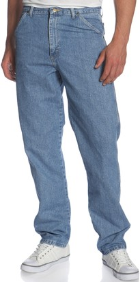 Wrangler Men's Xtra Big Rugged Wear Carpenter Jean
