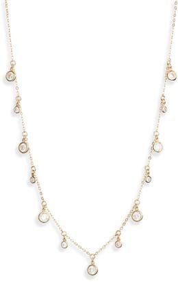 Nordstrom Shaker Crystal Necklace