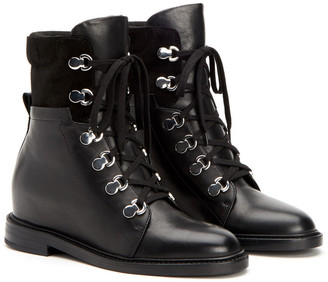 Aquatalia Clarisa Weatherproof Leather Boot
