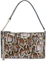 Jimmy Choo Callie Mini Elaphe Snakeskin Shoulder Bag
