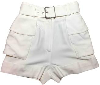 Alexander McQueen Other Viscose Shorts
