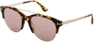 Tom Ford Women's Adrenne 55Mm Sunglasses