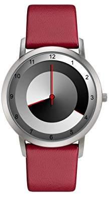 Colour inspiration, Unisex Wristwatch, Analogue, Digital Quartz, Leather 10103931V00000110