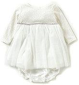 Sweet Heart Rose Sweetheart Rose Baby Girls 3-24 Months Long-Sleeve Ballerina Dress