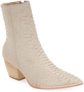 Matisse Caty Western Pointed Toe Bootie