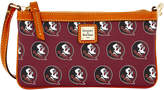 Dooney & Bourke Florida State Seminoles Large Wristlet