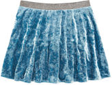 Arizona Velvet Skater Skirt - Big Kid Girls