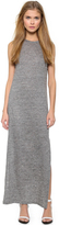 Alexander Wang Heather Linen Muscle Dress