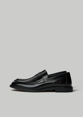 Common Projects Men's Loafer Shoes in Black Size 44