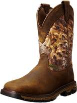 Ariat Men's Conquest Pull-on H2O Insulated Winter Boot