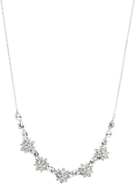 Marchesa Frontal Necklace, 16