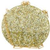 Edie Parker Glitter Oscar Bag