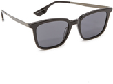 McQ by Alexander McQueen Alexander McQueen Rectangle Sunglasses