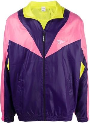Reebok Colour Blocked Sport Jacket