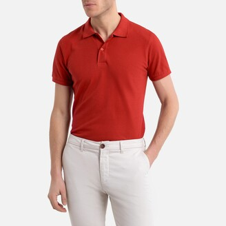 La Redoute Collections Cotton Polo Shirt