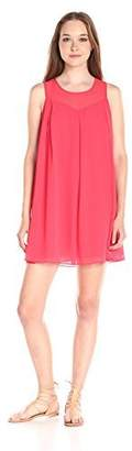 BCBGeneration Women's Swing Trapeze Sleeveless Dress