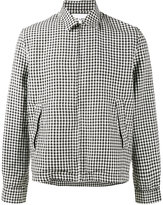Our Legacy gingham jacket - men - Cotton/Linen/Flax - 48