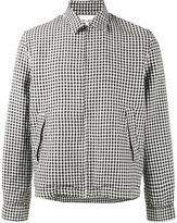 Our Legacy gingham jacket - men - Cotton/Linen/Flax - 50