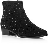 Joie Lacole Studded Low Heel Booties