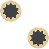 House Of Harlow Enameled Sunburst Studs