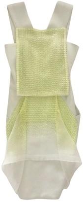 Maticevski Multicolour Silk Dress for Women