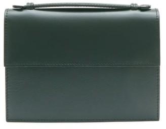 Hunting Season The Body Leather Belt Bag - Womens - Dark Green