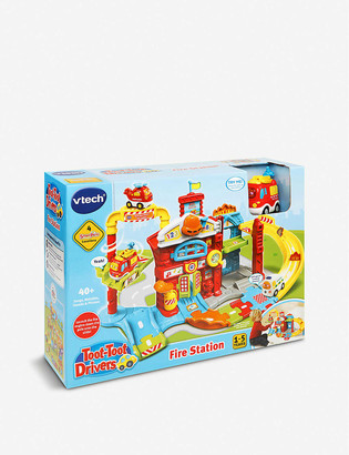 Vtech Toot-Toot Drivers fire station playset