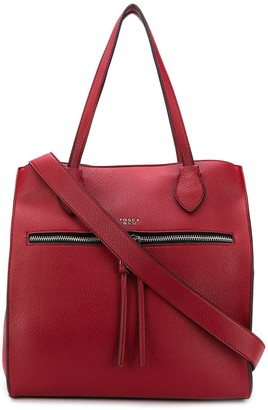 Tosca Textured Tote Bag
