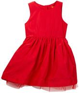 Joe Fresh Taffeta Dress (Toddler & Little Girls)