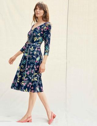 Clea Ponte Dress