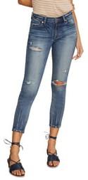 Habitual Marina Dart Hem Ankle Skinny Jeans