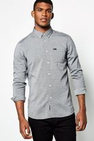 Jack Wills Mytton Herringbone Flannel Shirt