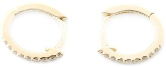 Dana Rebecca Designs 'DRD' hoop earrings