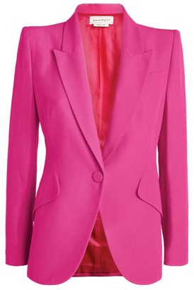 Alexander McQueen Tailored Jacket