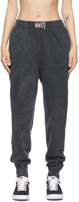 Nike Black Washed Lounge Pants
