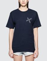 Stussy Hippie Skull S/S T-Shirt