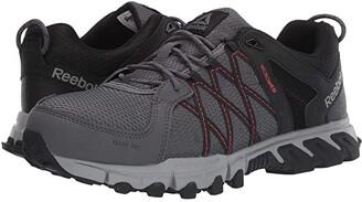 Reebok Work Trailgrip Work (Grey/Black) Men's Work Boots