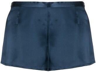 La Perla Short-Length Pajama Shorts