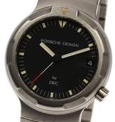 Porsche Design By IWC Titanium Automatic 34mm Men's Watch