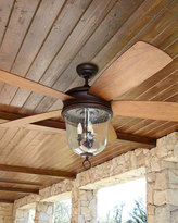 Horchow Fredericksburg Indoor/Outdoor Ceiling Fan