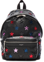 Saint Laurent City Mini Star Backpack