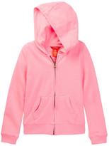 Joe Fresh Hoodie Zip Sweater (Big Girls)