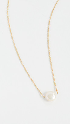 Madewell Coin Pearl Simple Pendant