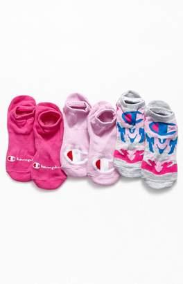 Champion 3-Pack Crew Socks