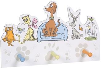 Trend Lab Dr. Seuss What Pet Should I Get? Peg Hook