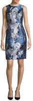 Calvin Klein Floral Bodycon Dress